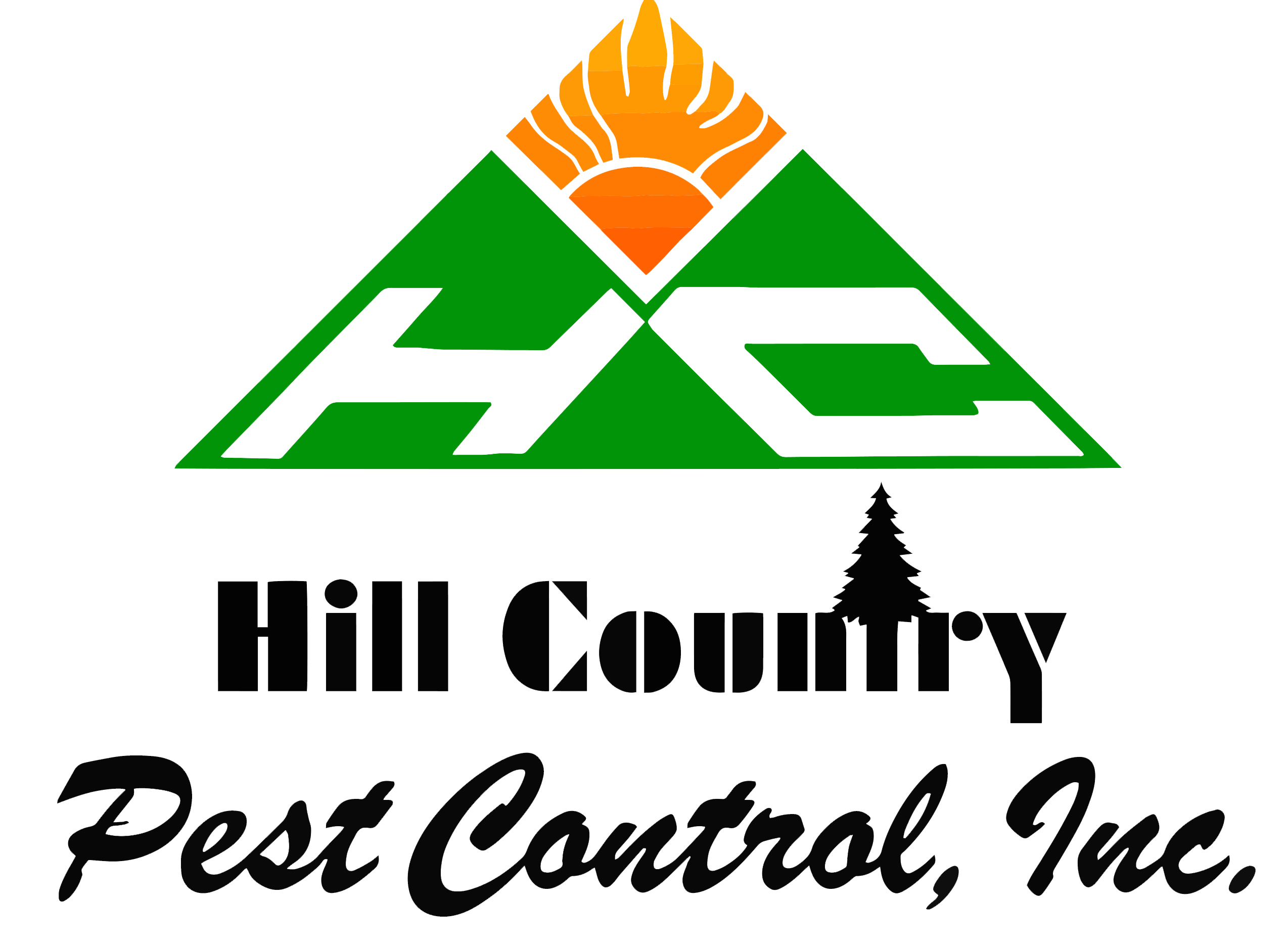 Hill Country Pest Control Kerrville Logo